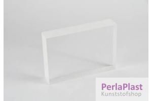 Kunststof uitgelicht: Plexiglas vs. Glas