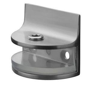 Glasklemmen balustrade beglazing, balkonbeglazing, windscherm - set van 1 stuks (10-15mm plaatdikte)