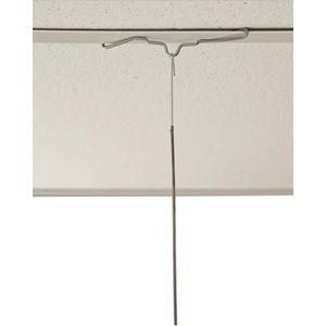 Plafondclip voor bevestigen C-haak set van 2 stuks