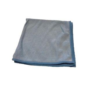 Microvezeldoek 40x40cm blauw