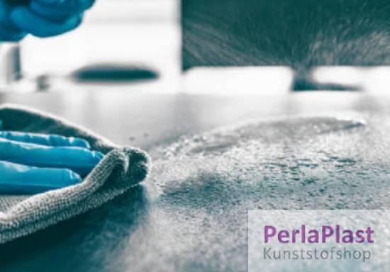 How to: Plexiglas schoonmaken