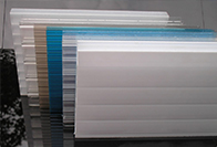 Polycarbonaat kanaalplaten