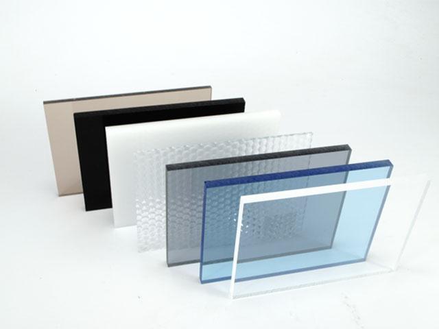 Soorten Plexiglas, Acrylaat kunststof